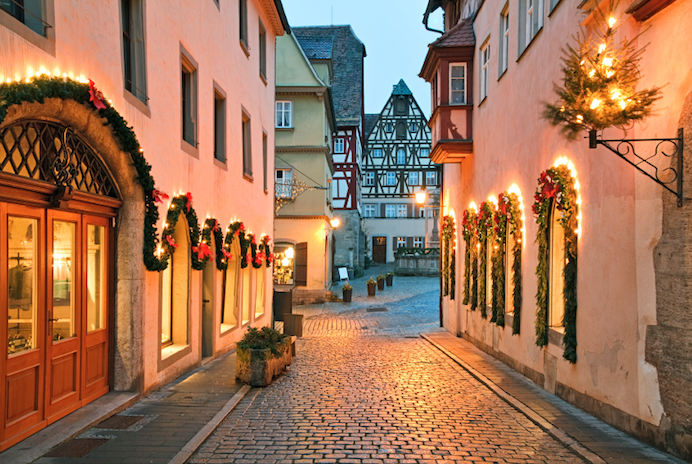 travelers who live in the us will find that germans celebrate many more holidays than just christmas and the new year during the winter season - Best Places To Spend Christmas In Usa