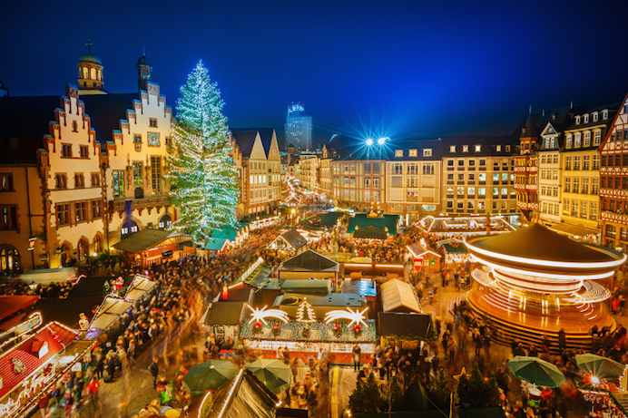 The Best Places To Spend The Holidays In Europe: Christmas in Germany