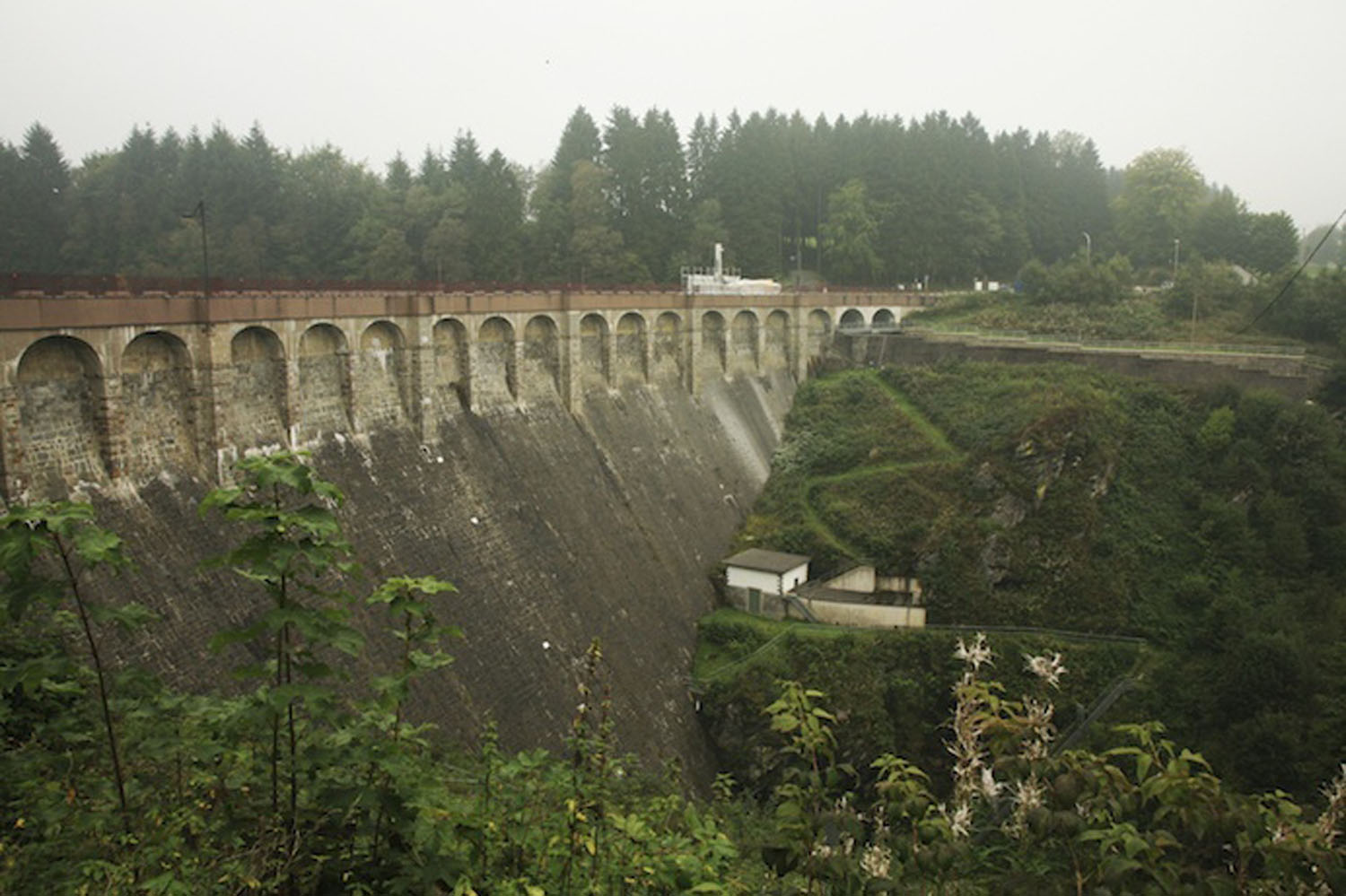 Old Dam in Ardennes