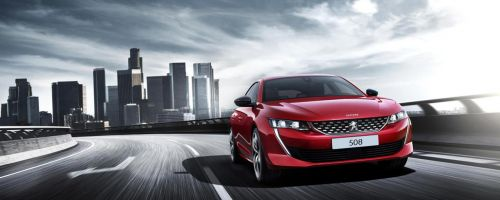 The All New 2019 Peugeot 508 Fastback