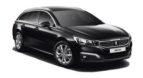Long-Term Car Rentals In Europe: Peugeot Open Europe