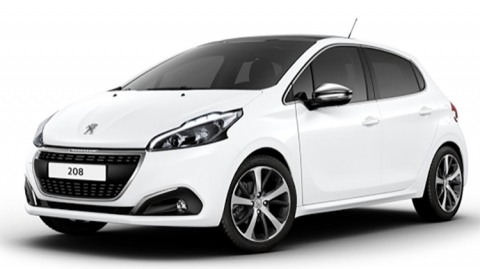peugeot 2008 long term car rental in europe. Black Bedroom Furniture Sets. Home Design Ideas