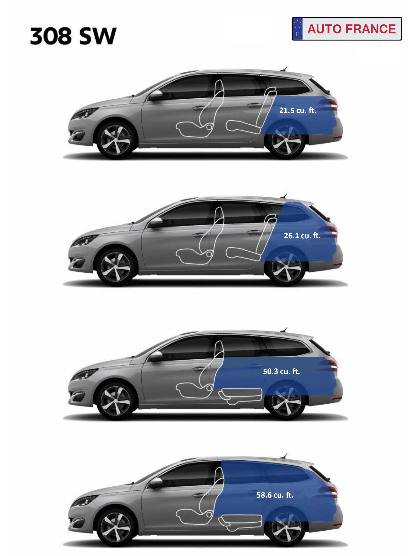 peugeot 308sw long term car rental in europe. Black Bedroom Furniture Sets. Home Design Ideas